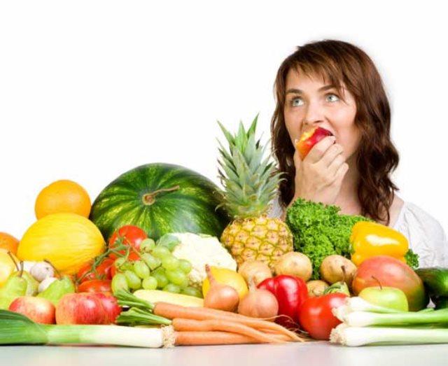 Bajar de peso no todo es la dieta efe blog - Adelgazar comiendo mucho ...