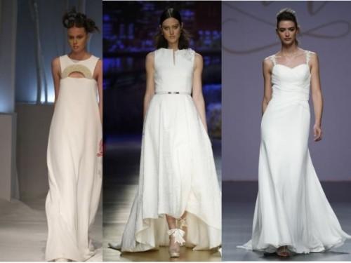 vestido novia estilo minimalista 2