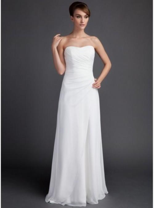 vestido novia estilo minimalista