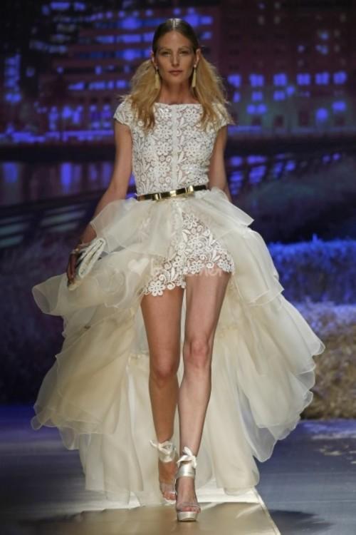vestido corto Inmaculada Garcia