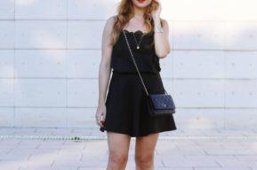 La elegancia de Rebeca Labara
