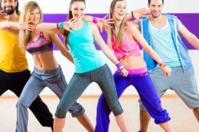 Los beneficios de la zumba, una forma de hacer ejercicio