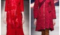 Rojo, como tendencia de las grandes marcas de la moda
