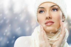 Cuidados de la piel antes y durante el invierno