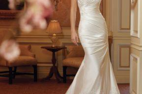 Los nuevos cortes y formas de los vestidos de novia