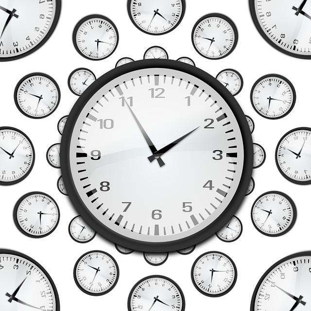 Consejos para gestionar mejor el tiempo