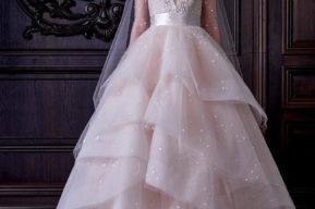 Tendencias de trajes de novia 2016
