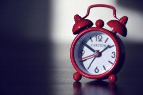 Recomendaciones para adaptarte al cambio de hora