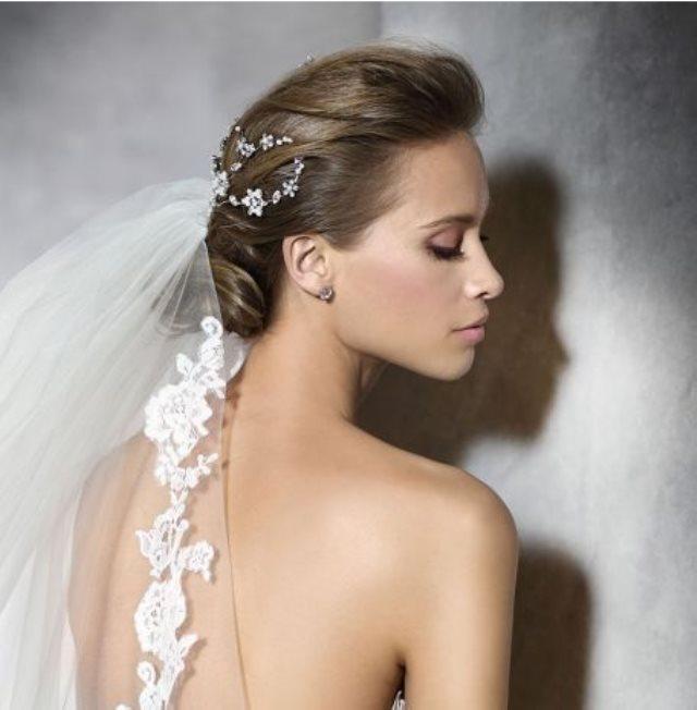 Tendencias peinados novias efe blog - Peinados de novia actuales ...