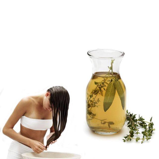 Cuidados para el cabello con recetas naturales