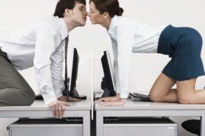 Los puntos en común entre la vida sentimental y la vida profesional en la oficina