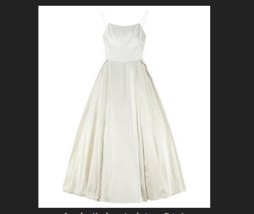 Asos lanza una colección de vestidos de novia