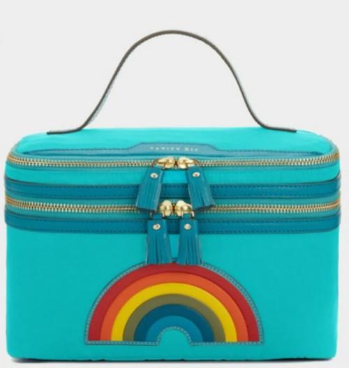 bolsos arcoíris de Anya Hindmarch