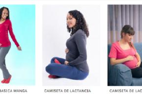 Catálogo premamá Lucina Maternity Fashion