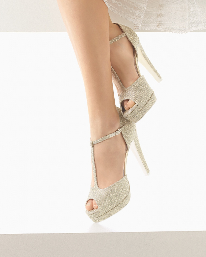 Chapagne Wedding Shoes