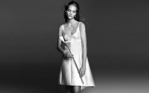 vestido novia estilo camisón