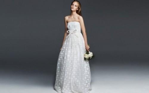 vestid novia largo Max Mara
