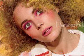 Apuesta al rosa, Colección de maquillaje Flamingo Park