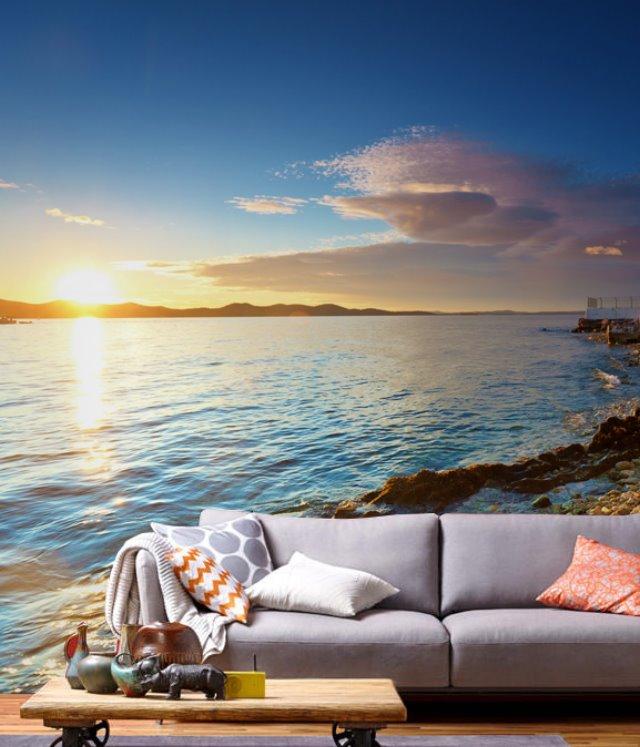 Decora tu casa con fotomurales y vinilos efe blog Murales vinilo para paredes paisajes