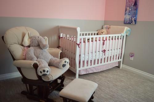 Siete ideas para decorar la habitación del bebé