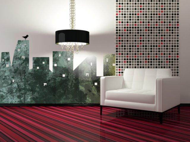 Decora tu casa con fotomurales y vinilos efe blog for Como se decora una casa