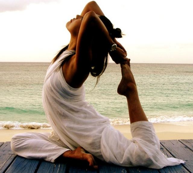 Yoga y respiración para una mayor energía corporal