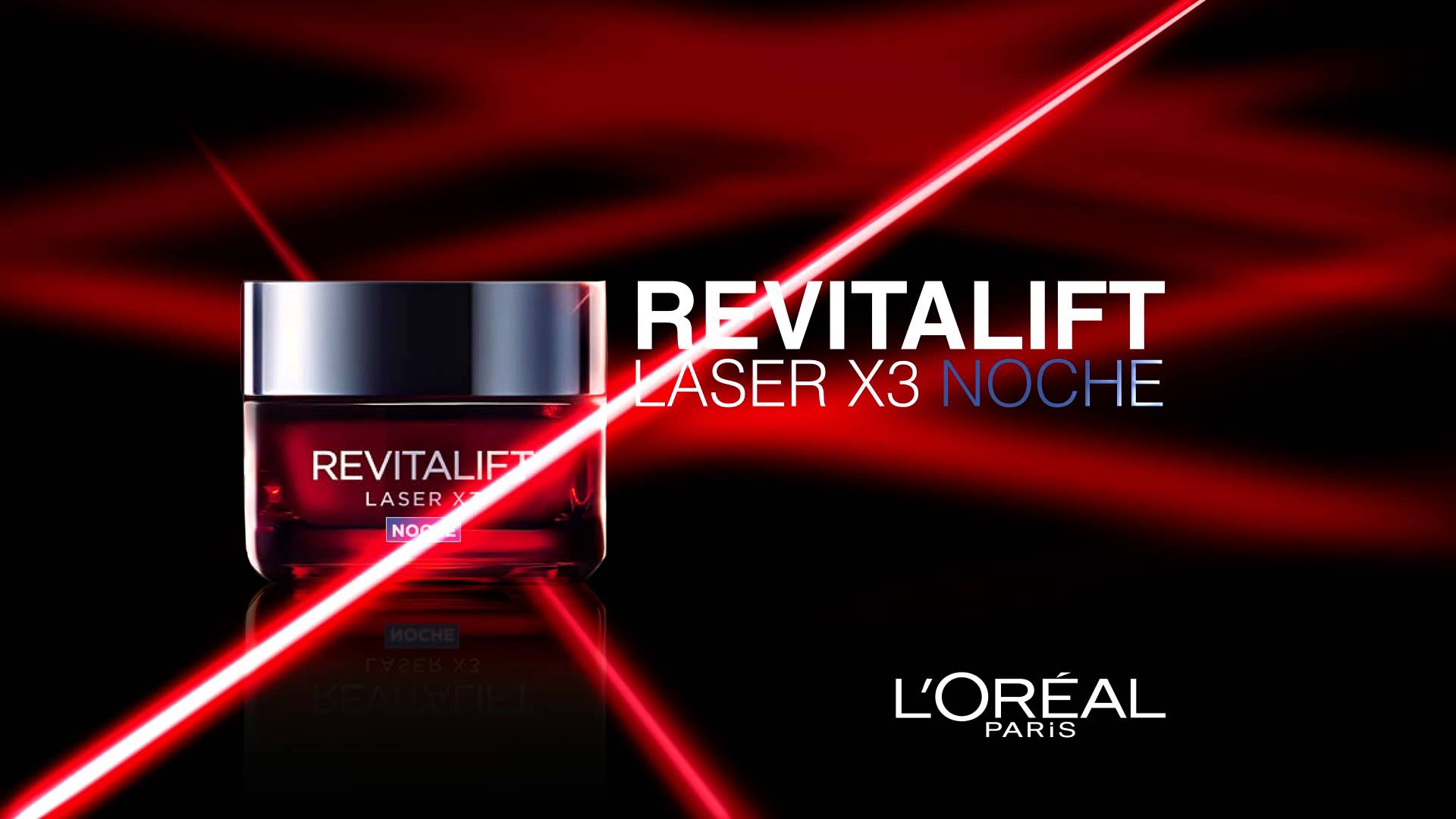 Línea de belleza de L'Oréal que desafía los efectos del láser