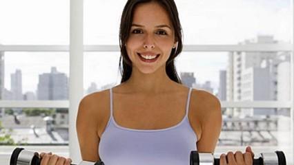 Programa de ejercicios para mujeres que quieren mantenerse en forma