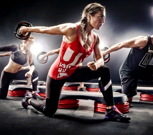 Práctica de Body Pump