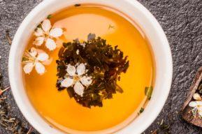 Los beneficios para el organismo del té de jazmín