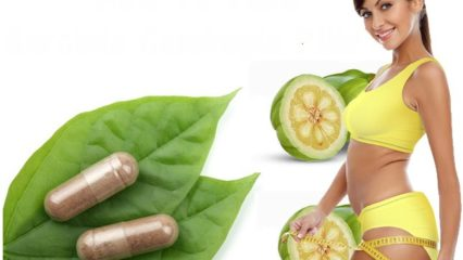 Garcinia Cambogia supresor del apetito natural