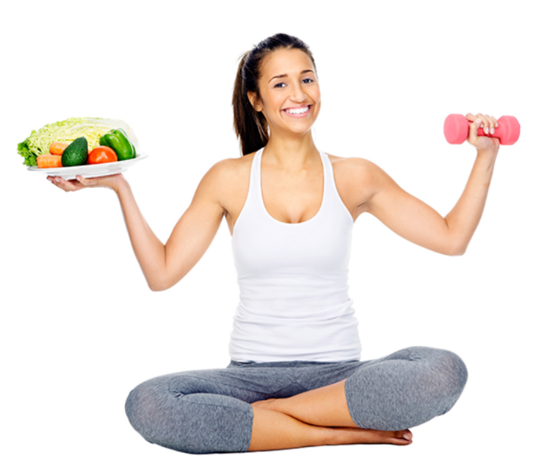Mujer, consigue tener un cuerpazo llevando una vida fitness