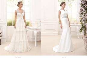 Novia d´Art, catálogo de vestidos