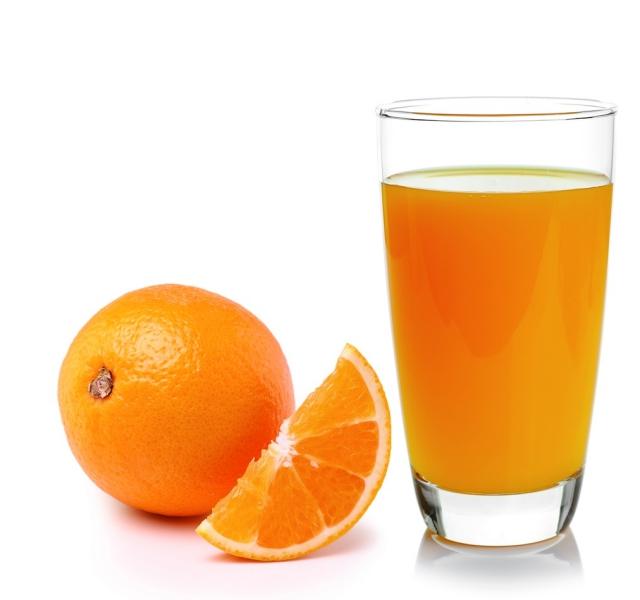 Smoothie de naranja