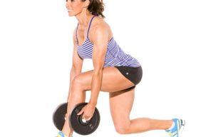 3 ejercicios de deporte para tonificar el cuerpo