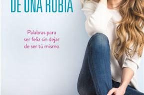 Vanesa Romero publica el libro Reflexiones de una Rubia