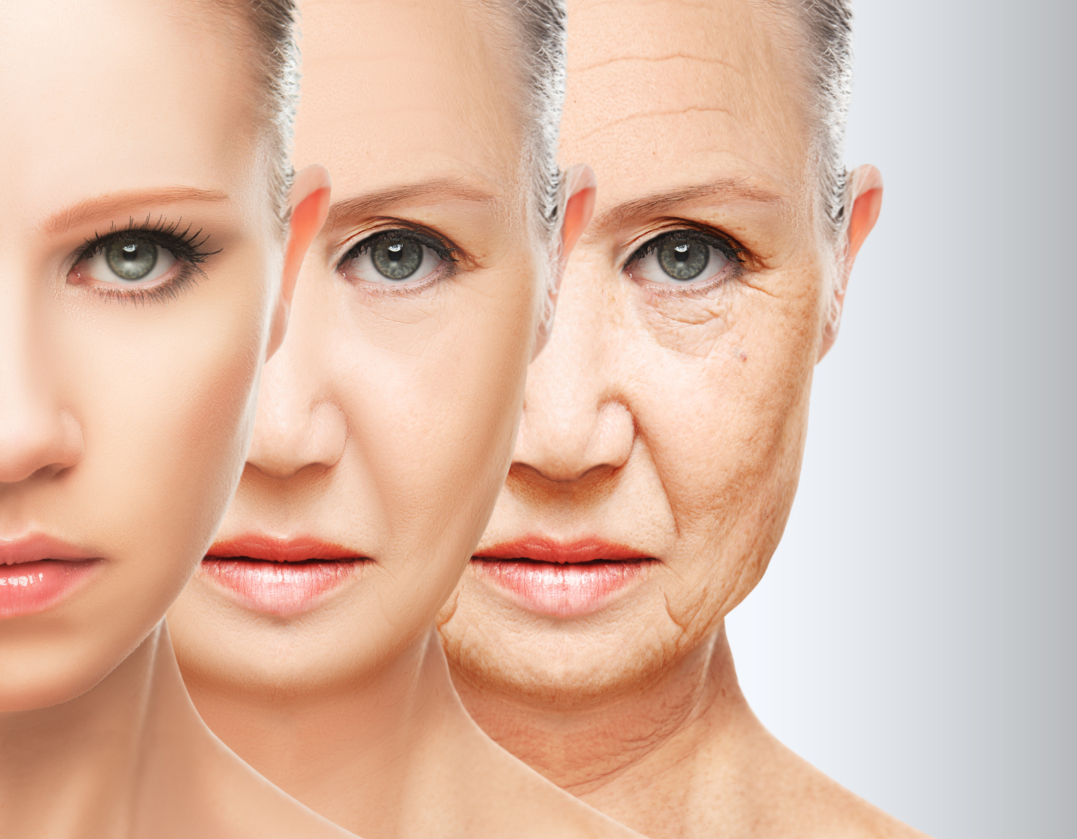 Cambio en la edad
