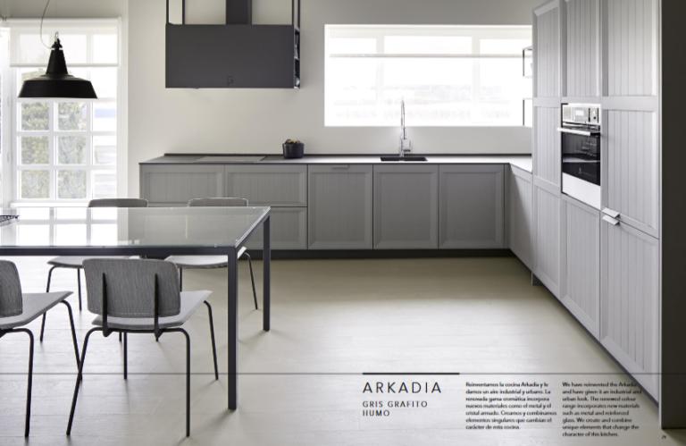 Muebles Dica, catálogo de cocinas para tu hogar