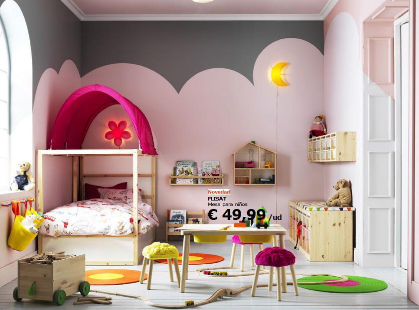Ikea cat logo de habitaciones infantiles efe blog for Habitaciones infantiles dobles ikea
