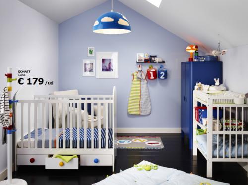 Ikea, catálogo de habitaciones infantiles