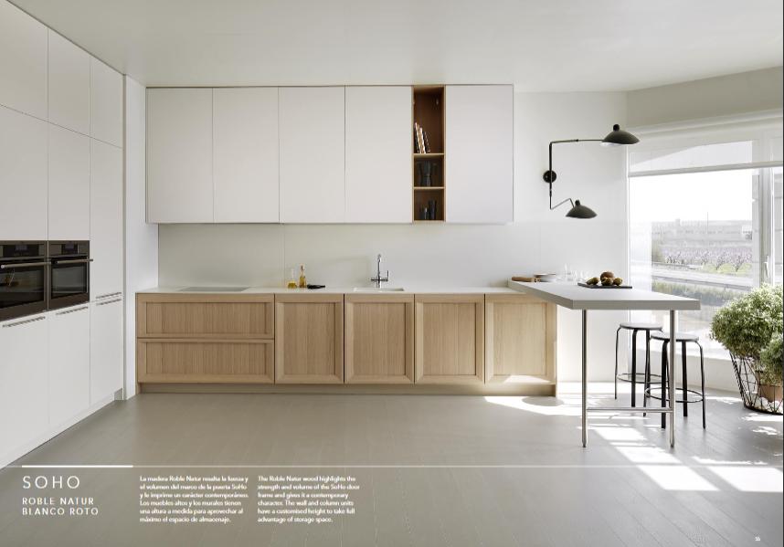 Muebles dica cat logo de cocinas para tu hogar efe blog - Muebles de cocina dica ...