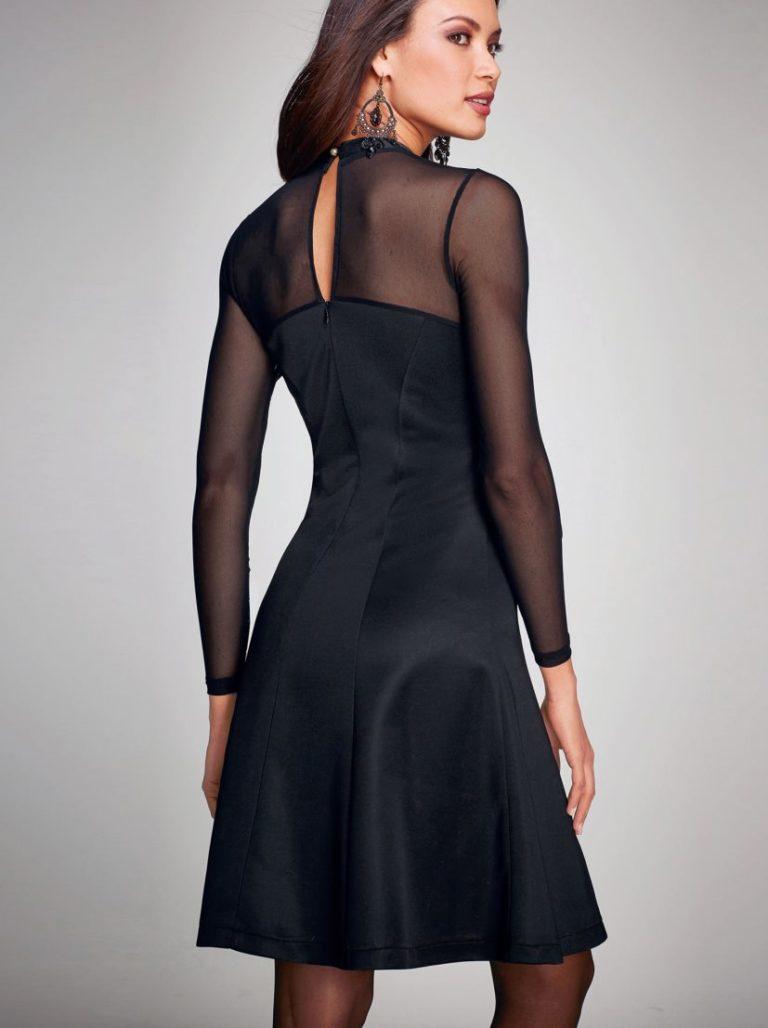 Catálogo de Vestidos Venca para el Otoño