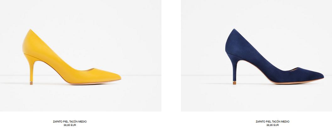 Zara 2016 Blog Efe Otoño De Invierno 2017 Calzado Catálogo q1vwE6x