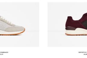 Catálogo de calzado Zara otoño invierno 2016-2017