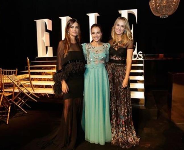 Sara Carbonero, Paula Echevarría y Patricia Conde