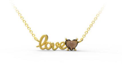 Gargantilla Love