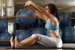 ¿Cómo tener un vientre plano con 8 minutos de ejercicios por sesión?