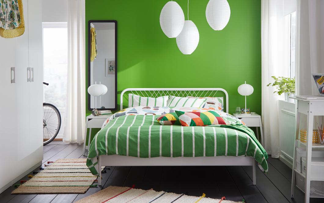 Cat logo de dormitorios ikea para un descanso feliz efe blog - Dormitorios de ikea ...