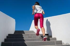 El ejercicio aeróbico para mantener el corazón en forma
