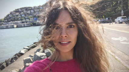 Cristina Pedroche posa sin maquillaje en Instagram